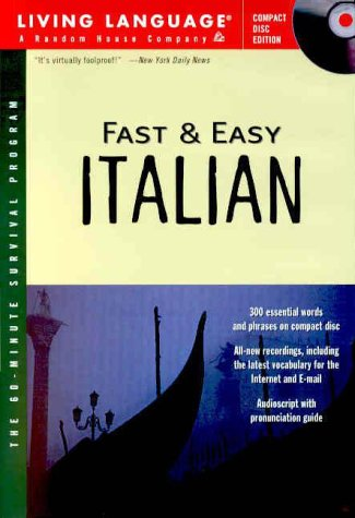 9780609804575: Fast and Easy Italian