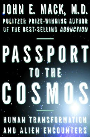 9780609805572: Passport to the Cosmos: Human Transformation and Alien Encounters