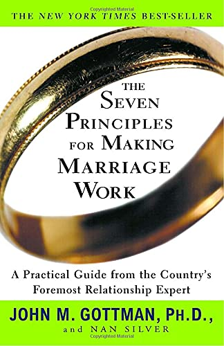 9780609805794: The Seven Principles for Making Marriage Work