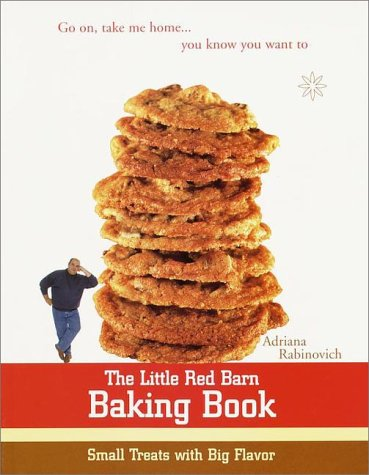 9780609806302: The Little Red Barn Baking Book