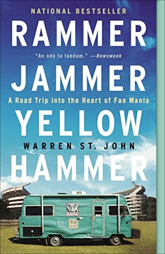 9780609807132: Rammer Jammer Yellow Hammer: A Road Trip Into the Heart of Fan Mania
