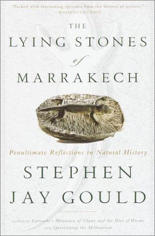 9780609807552: The Lying Stones of Marrakech: Penultimate Reflections in Natural History