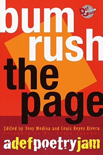 9780609808405: Bum Rush the Page: A Def Poetry Jam (Wheeler Large Print Books)