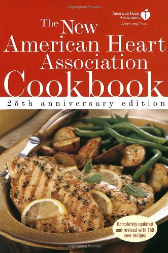 9780609808900: The New American Heart Association Cookbook: 25th Anniversary Edition