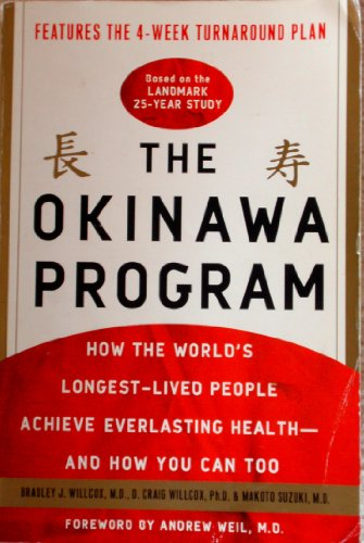 9780609808955: The Okinawa Program Export Edition