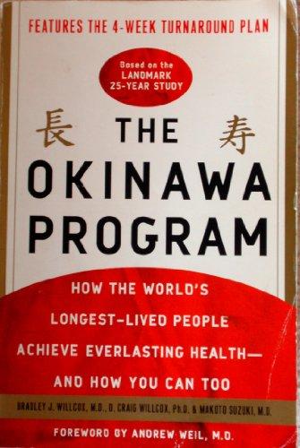 9780609808955: The Okinawa Program Export Edition