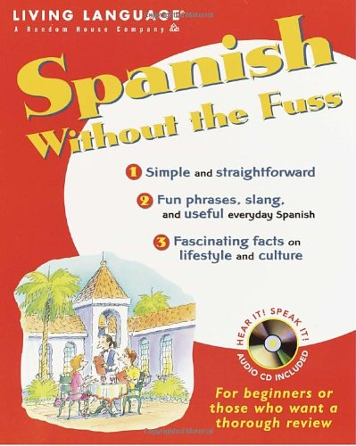 9780609810637: Spanish Without the Fuss