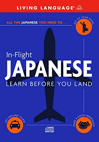 9780609810729: In-Flight Japanese: Learn Before You Land