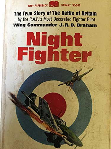 9780610536427: Night Fighter