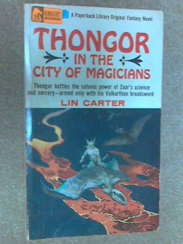 9780610536656: Thongor in the City of Magicians