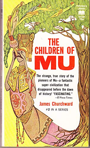 9780610546396: The children of Mu (Paperback Library)