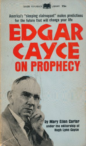 9780610546990: Edgar Cayce on Prophecy