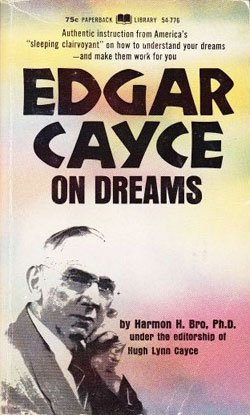 9780610547768: Edgar Cayce on Dreams