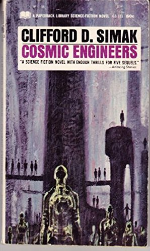 9780610631337: Cosmic Engineers (PBL SF, 63-133)