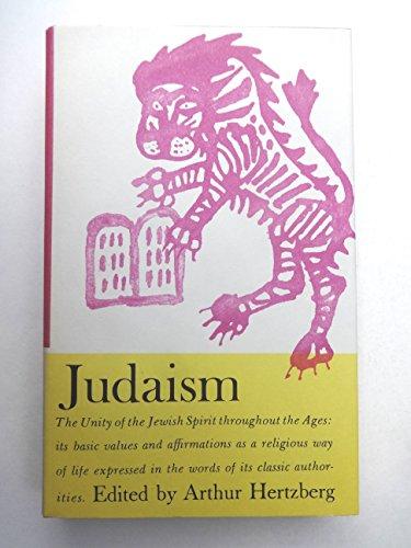 Judaism: Hertzberg, Arthur