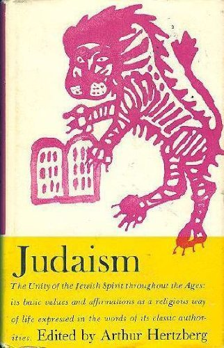 9780611549808: Great Religions of Modern Man, Judaism