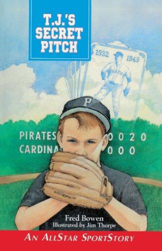 9780613000314: T.J.'s Secret Pitch (Turtleback School & Library Binding Edition) (Allstar Sportstory)