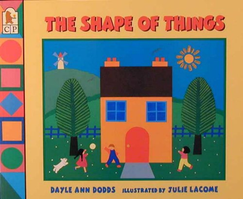 9780613000567: The Shape Of Things (Turtleback School & Library Binding Edition)
