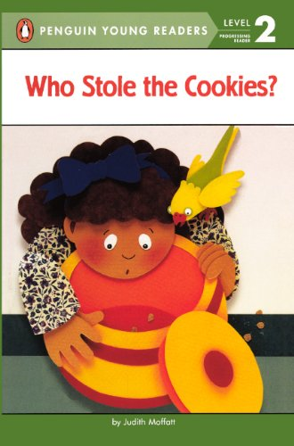 9780613000772: Who Stole The Cookies? (Turtleback School & Library Binding Edition) (All Aboard Reading: Level 1)
