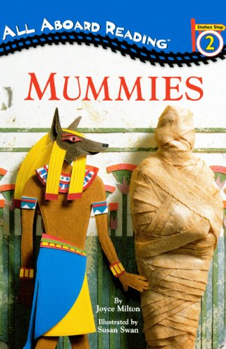 9780613004404: Mummies (Turtleback School & Library Binding Edition) (All Aboard Reading: Level 2)