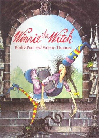 Winnie the Witch: Valerie Thomas, Korky Paul