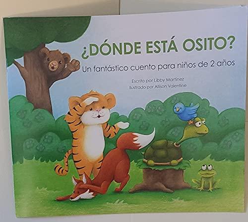 9780613014557: Donde Esta Mi Osito? / Where's My Teddy? (Spanish Edition)