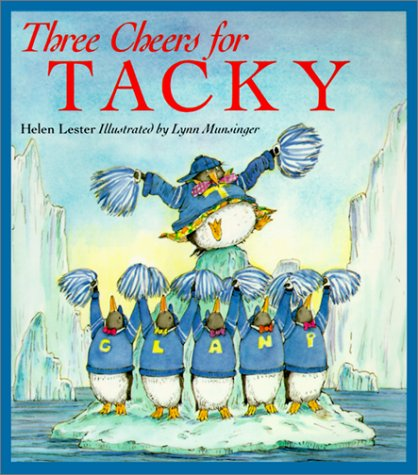Three Cheers for Tacky (9780613015745) by Helen Lester