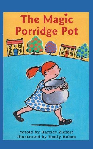 The Magic Porridge Pot (Turtleback School & Library Binding Edition) (Puffin Easy-To-Read): ...