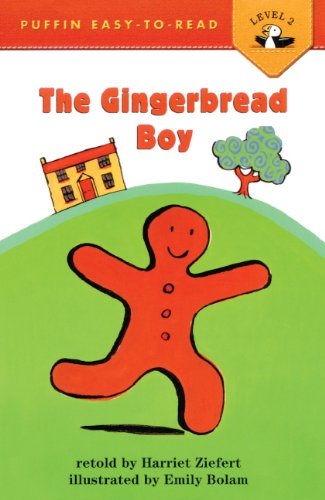 9780613017251: The Gingerbread Boy (Turtleback School & Library Binding Edition) (Puffin Easy-To-Read)