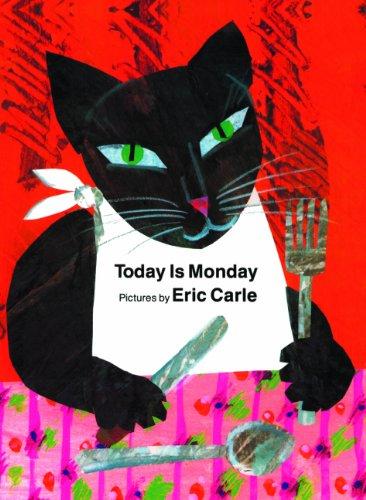 9780613017688: Today Is Monday (Turtleback School & Library Binding Edition)