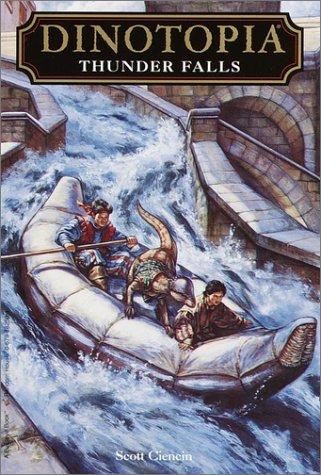 9780613018876: Thunder Falls (Dinotopia (Hardcover Bullseye Books))
