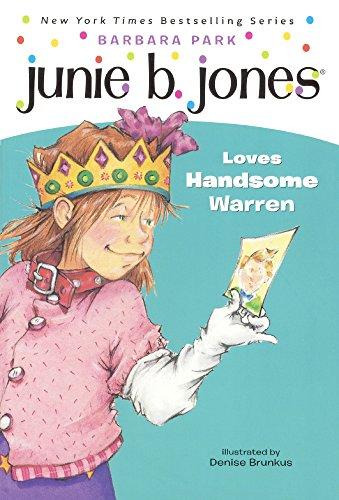 Junie B. Jones Loves Handsome Warren (Turtleback School & Library Binding Edition) (0613019210) by Park, Barbara