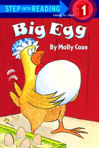 9780613019248: Big Egg (Turtleback School & Library Binding Edition) (Step Into Reading: (Early Pb))