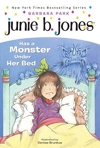 9780613019330: Junie B. Jones Has a Monster Under Her Bed (Junie B. Jones (Library))