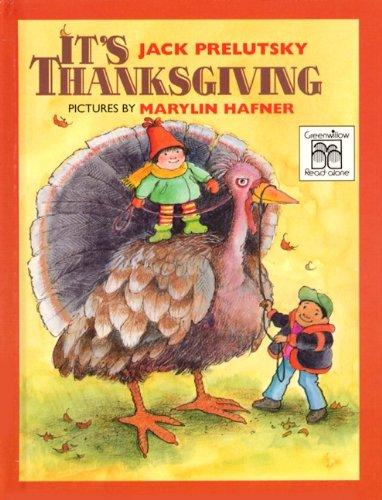 9780613019644: It's Thanksgiving