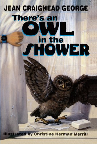 9780613020749: There's An Owl In The Shower (Turtleback School & Library Binding Edition)