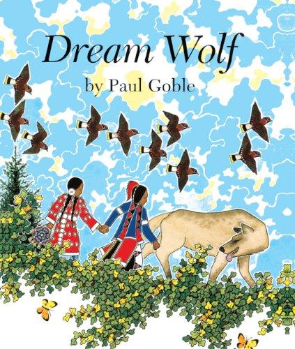 Dream Wolf (Turtleback School & Library Binding: Goble, Paul