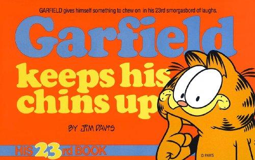 Garfield Keeps His Chins Up: Jim Davis