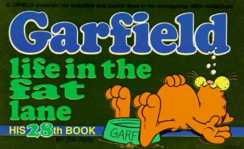 9780613024327: Garfield Life In The Fat Lane (Turtleback School & Library Binding Edition) (Garfield (Numbered Tb))