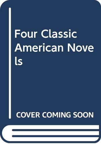 9780613027649: Four Classic American Novels