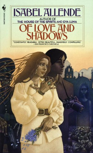 Of Love and Shadows (061302768X) by Allende, Isabel; Peden, Margaret Sayers