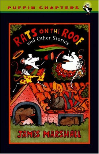 Rats On The Roof And Other Stories (Turtleback School & Library Binding Edition) (Puffin ...