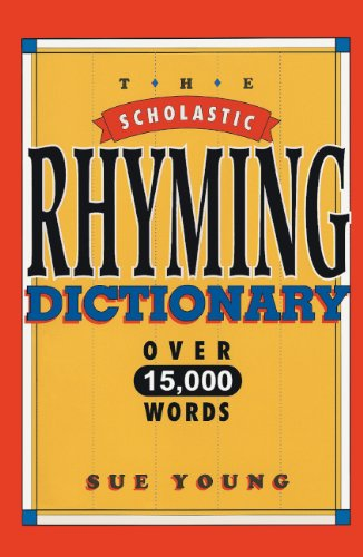9780613028523: The Scholastic Rhyming Dictionary (Turtleback School & Library Binding Edition)