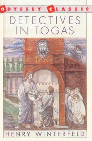 9780613032964: Detectives in Togas
