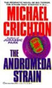 an analysis of michael crichtons the andromeda strain The andromeda strain: setting / character list / character descriptions by michael crichton cliff notes™, cliffs notes™, cliffnotes™, cliffsnotes™ are trademarked properties of the john wiley publishing company.