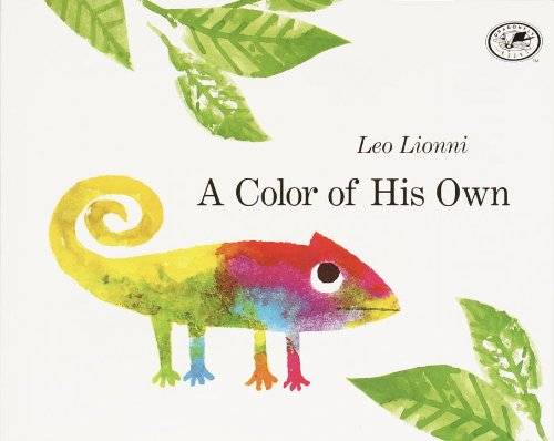9780613035927: A Color of His Own