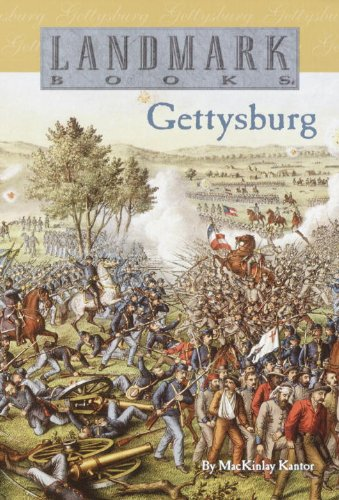 9780613050500: Gettysburg (Turtleback School & Library Binding Edition) (Landmark Books)
