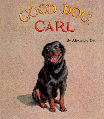 9780613050715: Good Dog, Carl (Turtleback School & Library Binding Edition)