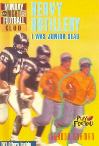9780613051354: Heavy Artillery: I Was Junior Seau (Monday Night Football Club)