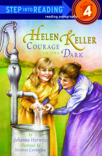 9780613051378: Helen Keller: Courage in the Dark (Step Into Reading: A Step 3 Book)